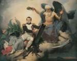 Napoléon écrit le Code Civil Jean-Baptiste Mauzaisse.jpg
