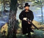 Manet, Le chasseur de lion.jpg